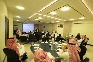 صور محاضرة السعوديون _ 1