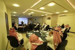 صور محاضرة السعوديون_ 3